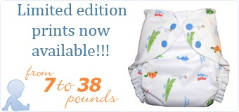 Save with diapers that grow with your baby! from 7 to 38 pounds