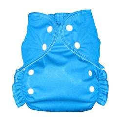 One Size Duo diaper Aqua-