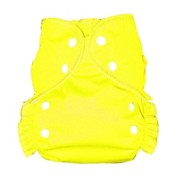 One Size Duo diaper Lemon-
