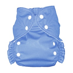 One Size Duo diaper Medium Blue-