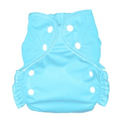 One Size Duo diaper Sea Spray-