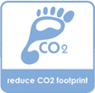 reduce CO2 footprint