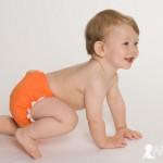 AMP Baby in Orange