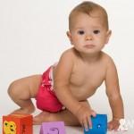 AMP Baby in Magenta